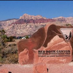 Red Rock Canyon, Nevada. Worth leaving the strip!