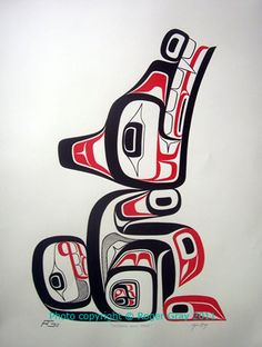 term paper haida art