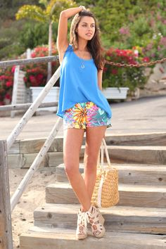 "VIVALUXURY - FASHION BLOG BY ANNABELLE FLEUR: BEACH BOUND - WIN A ""VITAMIN A"" SWIMSUIT"