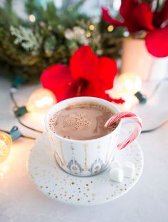 Perfect Fit Hot Chocolate! | ToneItUp.com