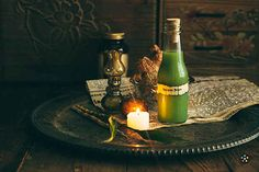 """Polyjuice Potion 