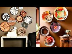 Wall Decor Design, Decorative Plates, Home Decor, Decoration Home, Room Decor, Home Interior Design, Home Decoration, Interior Design