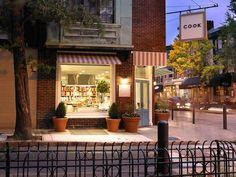 Cook, 253 South 20th Street, Center City, Philadelphia
