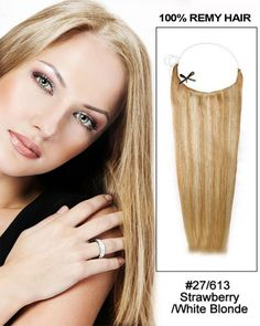 The 9 Piece Straight Clip In Human bleach white blonde 613 Clip in Hair Extensions are made with Remy human hair. Secret Hair Extensions, 100 Human Hair Extensions, White Blonde, Brown To Blonde, Hair Color Red Highlights, Human Hair Clip Ins, Colored Curly Hair, Glamorous Hair, Hair Flip