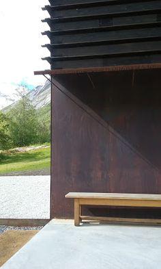 Juvet Landscape Hotel, Norway, Amazing Modern Architecture, Christa Pirl Furniture & Interiors