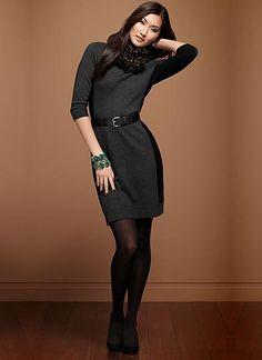 Black Tights:dress