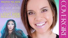 Star Wars Makeup Tutorial: Mystic | Ingrid Nilsen & COVERGIRL