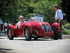 Hershey Concours 11 Healy Roadster by Mind Over Motor, via Flickr
