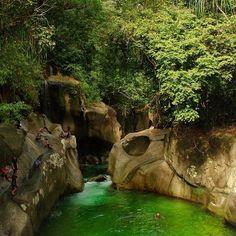 NYARAI WATERFALL <3 <3 Lubuk ALung, Padang Pariaman, Sumatera Barat