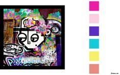slimepunk: grafitti via streetart-bx.blogspot