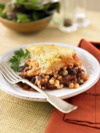 Vegetarian Shepherd's Pie - Healthy Recipe Finder | Prevention