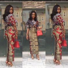 Eye-Popping & Show-Stopping Ankara Styles You've Never Seen Before - Wedding Digest Naija