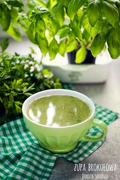 dieta dr Dąbrowskiej - Dorota Smakuje Vegan Recipes, Cooking Recipes, Cream Soup, Vegan Vegetarian, Health And Beauty, Food And Drink, Health Fitness, Healthy Eating, Yummy Food