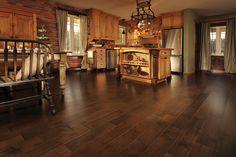 Aged Maple Hardwood Flooring  Brownie Color  Sweet Memories  Mirage
