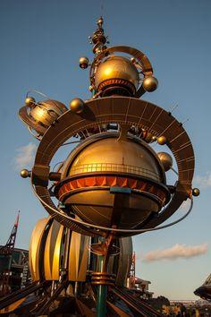 Disneyland Paris, Discoveryland