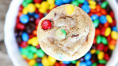 20 Insane Treats You Can Make With M&M'S -Cosmopolitan.com