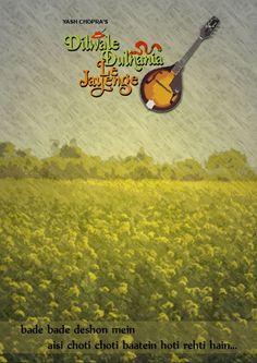 Dilwale Dulhania Le Jayenge - DDLJ (1995)