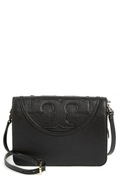 Tory+Burch+'All-T'+Leather+Crossbody+Bag+available+at+#Nordstrom