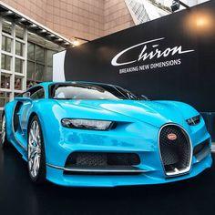 Bugatti Chiron! ________________ Credit To @slr8