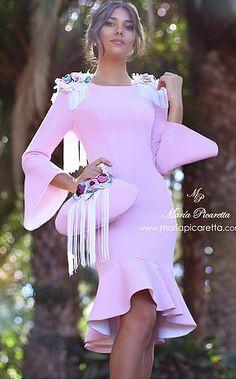 Vestidos de Cóctel Elegant Outfit, Elegant Dresses, Pretty Dresses, Casual Dresses, Short Dresses, Fashion Dresses, Tea Party Attire, Dress Skirt, Dress Up
