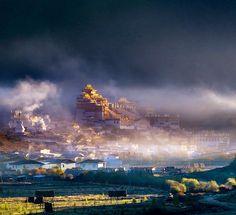 Lost in Shangri La,Yunnan Province of #China .