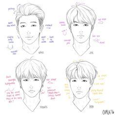 방탄소년단 - One of my friends sent this to me and it's so cool! (Pt.1) -not ours-