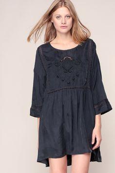 Pencil dresses - louison - Grey - Louise Misha