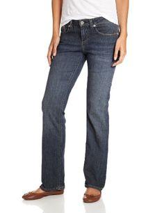 Dickies Women's Relaxed Straight Leg Jean, Antique Dark Indigo, 18 Regular at Amazon Women's Clothing store: