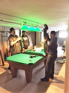 Pool Table Movers, Pool Tables