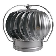 12' Galvanized Turbine Ventilator *** You can get more details by clicking on the image.