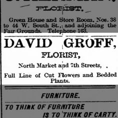 Advertisements & Ancestors. Using vintage newspapers is great for locating an obituary on an ancestors, a good deal can be learned. However, generally the information from an obit was supplied by someone else – spouse, relative or friend. An another idea is to research in those family hometown or county vintage newspapers are advertisements.