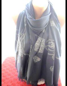 Baby blue pashmina scarf,  pashmina shawl, fashion scarf, pashmina scarves, pashmina shawl, scarf, shawl- bigsweetheart
