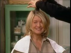 Martha Stewart and stylist Fredric Fekkai share tips on how to properly blow dry your hair to achieve a natural and healthy look.