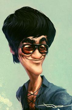 Bruce Lee - A True Legend