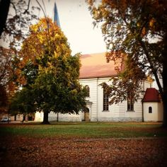 New photo online #church in #autumn - #fall #herbst Hope you like it