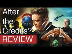 X-Men Days of Future Past AFTER THE CREDITS Movie Review