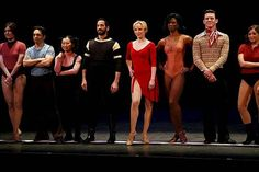 Photo Coverage: First Look at the 2006 Cast of A Chorus Line Theatre Shows, Theatre Geek, Musical Theatre, Theater, A Chorus Line, The Great White, Leotards, Jazz, Musicals