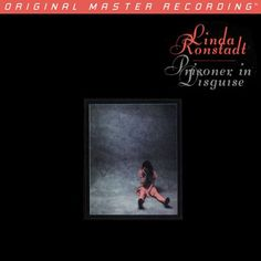 LINDA RONSTADT - Prisoner In Disguise (NUMBERED LIMITED EDITION GOLD CD)