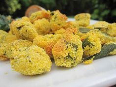 """better-than-fried okra."" I dunno about that - nothing is better than fried okra. but I'll try this!"