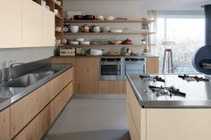 Veneta cucine con zona soggiorno | cucine Domus arredi | Pinterest