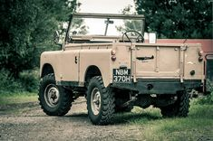 "//1970 3.9l V8 SWB 88"" Land Rover Series 2a - £2450, Derby! 