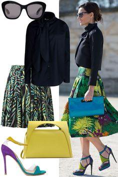 Shop the Street Style Look: Spring Fever  - HarpersBAZAAR.com