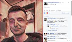 Prisma demos its art filters working in real-time on Facebook Live video