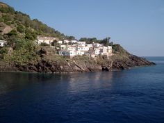 Ustica, Sicily, Italy