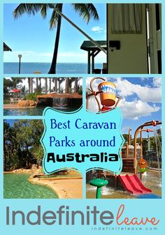 We have formulated our Best Caravan Parks around Australia not just by price, location & facilities but the Owners & Managers can really make a difference. Caravan Parks, Best Caravan, Big Pools, Park Around, Holiday Places, Camps, Australia Travel, Travel Around, Places To See