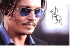 Johnny Depp - Print , Free Shipping