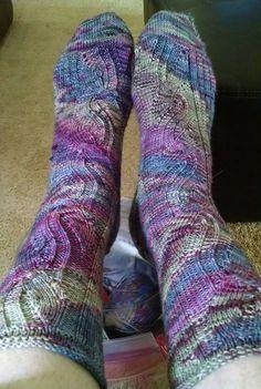 Rimmon, July #knitfromstash2015, Alegria yarn