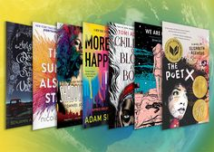 Authors of SLJ's Best Young Adult Books of 2019 weigh in on their favorite teen titles of the decade. Cool Books, Ya Books, St Daniel, Young Adult Fiction, Inspirational Books, Authors, Literature, Novels, Teen