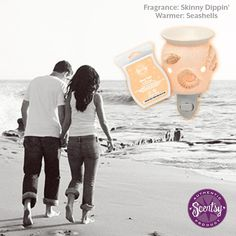 93da82fc6cc Does your Honeymoon Hideaway involve a trip to the beach  With each Scentsy  bar you