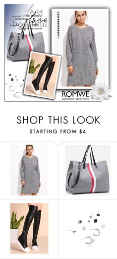 """""""ROMWE 20/4"""" by melissa995 ❤ liked on Polyvore"""
